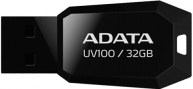 ADATA UV100 Flash Disk 32GB USB 2.0 - Černý